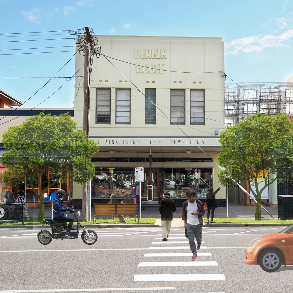 Deakin Avenue Urban Design Guidelines