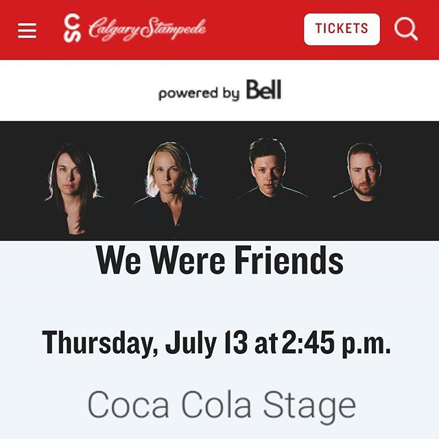 See you soon Calgary! 🐂🐎🐃🐄 . . . . . . . . 🐌