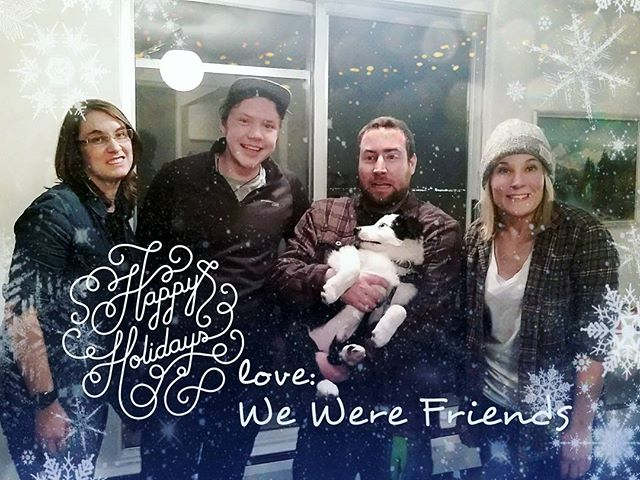 Wishing you all a Happy Holidays!!! ❄☃❄