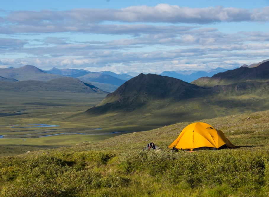 Lastly, I was selected as the 2012 Artist-in-Residence for Gates of the Arctic National Park where I spent ten days on an epic backcountry patrol chasing caribou with Ranger Zak Richter.