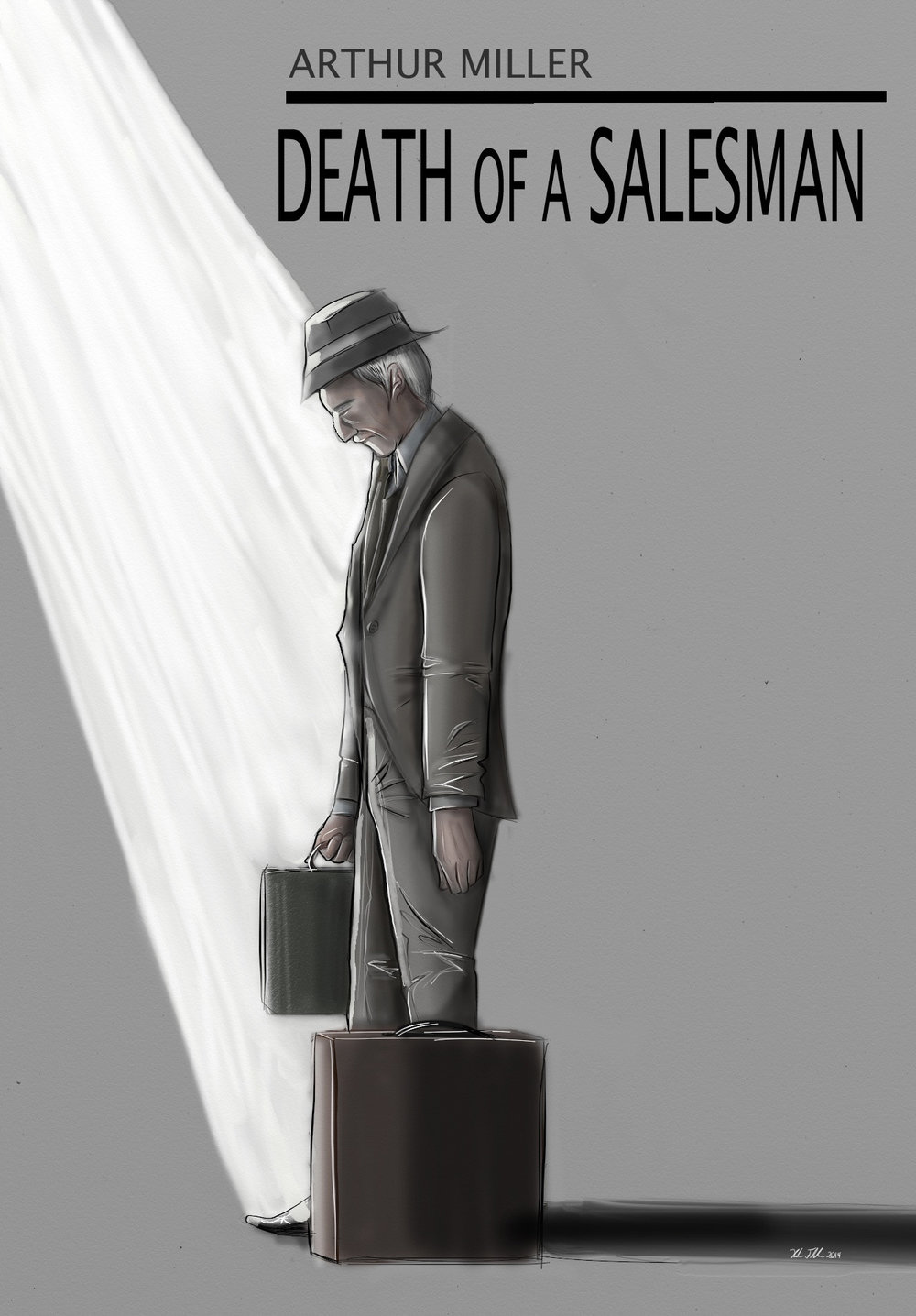 death of a salesman at playhouse22 � stephen lias