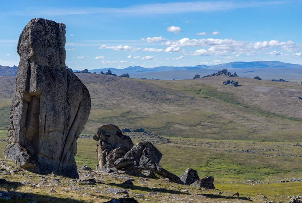 Bering Land Bridge National Preserve, AK