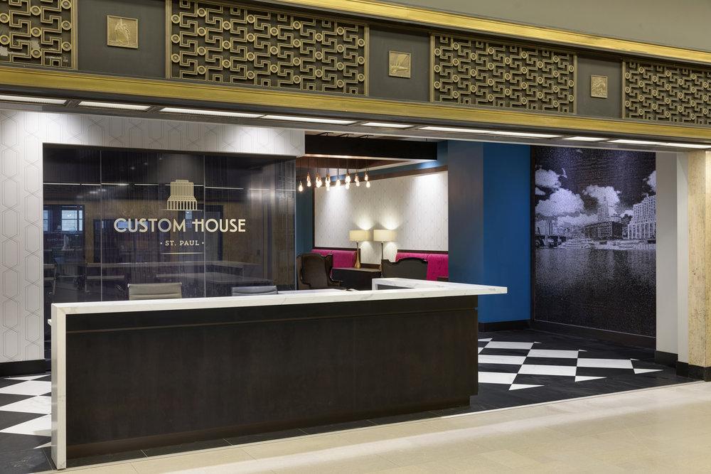 Custom House Concierge