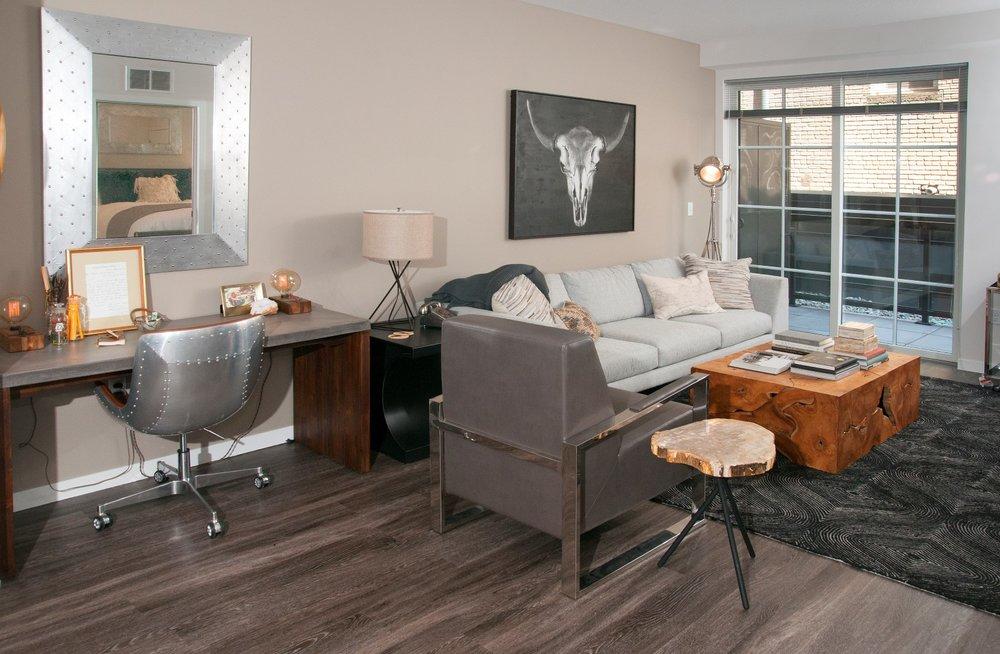 CE Flats Model Apartment