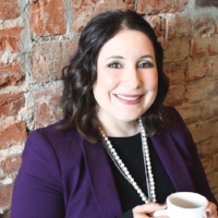 Shari Dalton  CEO and founder,  Moxie Mentoring