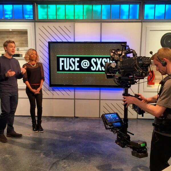 Live @ Fuse for fuse at sxsw