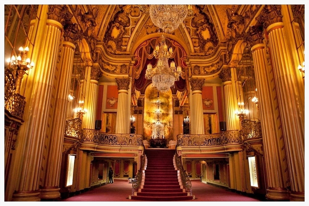 15  Historic Theaters   Los Angeles, CA