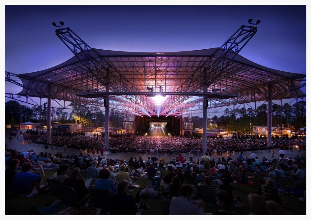 Verizon Amphitheatre  Atlanta, GA