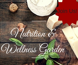 Nutrition & Wellness Garden