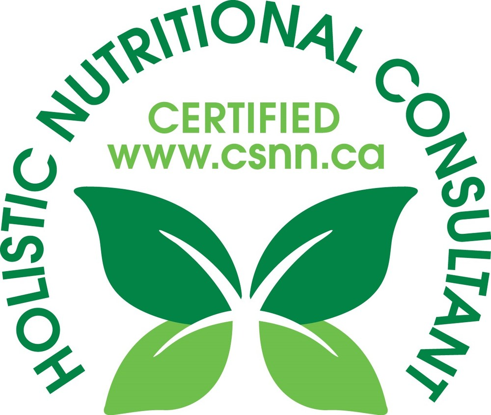 Certified Holistic Nutritional Consultant- Alberta Canada