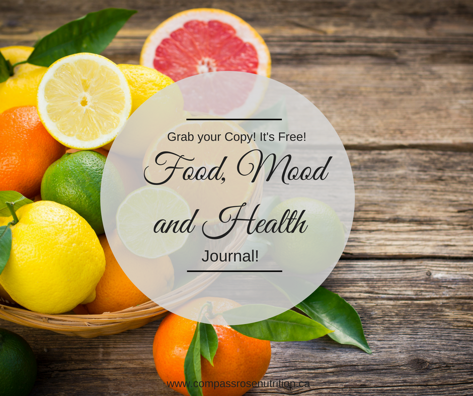 Food Mood and Health Journal