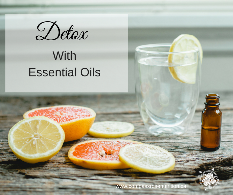 Detox With Essential Oils