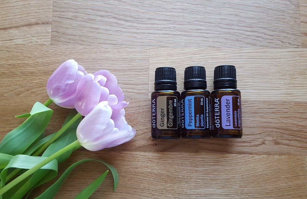 Tummy Tamer blend of Essential Oils