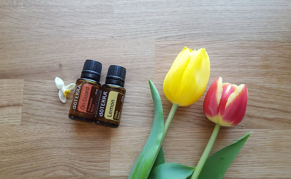Immune Blend of Essential Oils