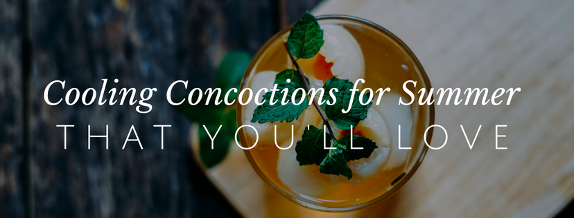 Easy and Healthy Summer Drinks