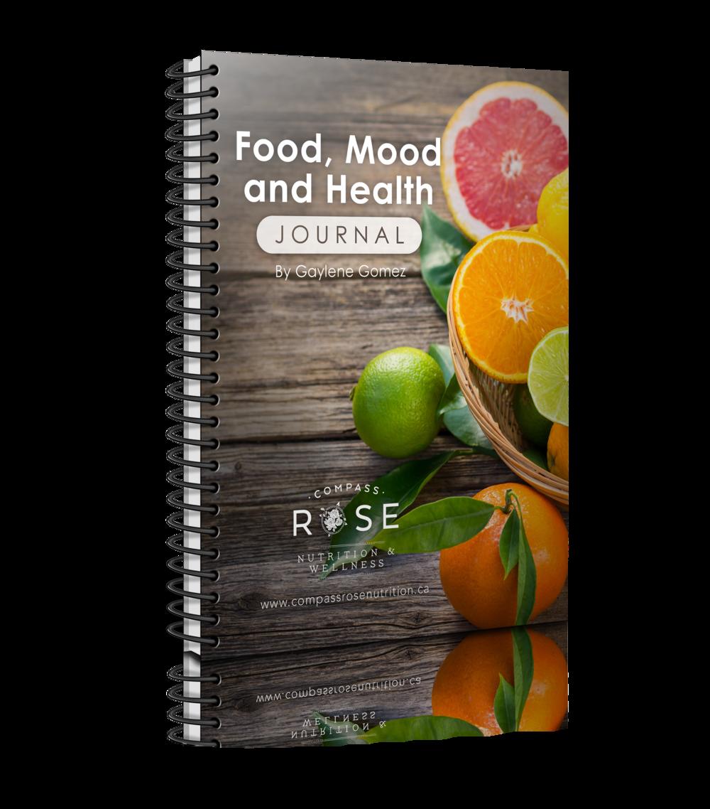 Food Mood and Health Journal