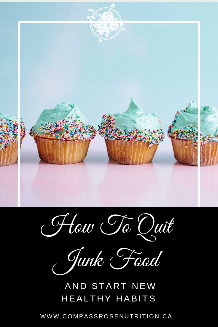 How To Quit Junk Food