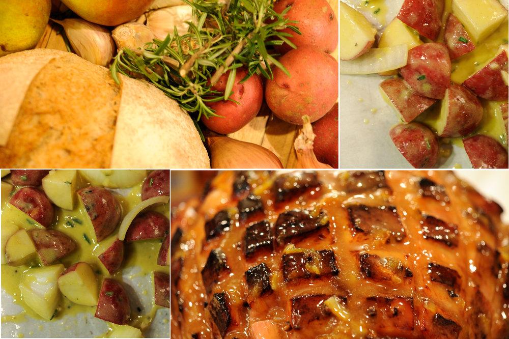 Ham & Potatoes 3