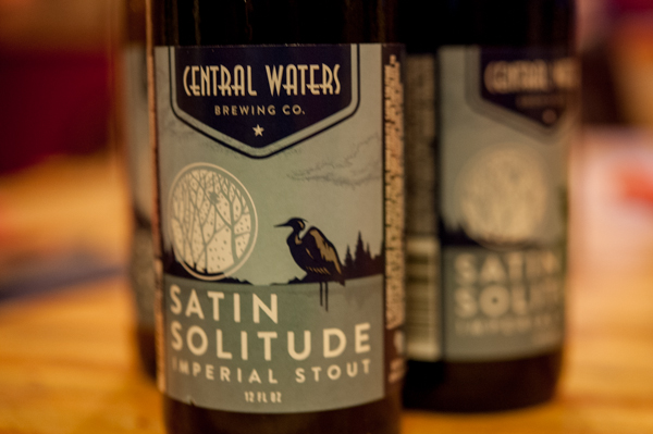 Central Waters Satin Solitude