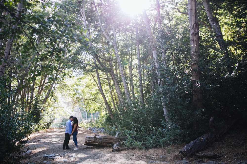mount baldy engagement session california liana mccain photo 3