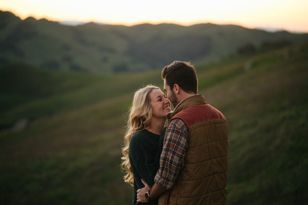 san luis obispo sunrise engagement session wedding photographer 1