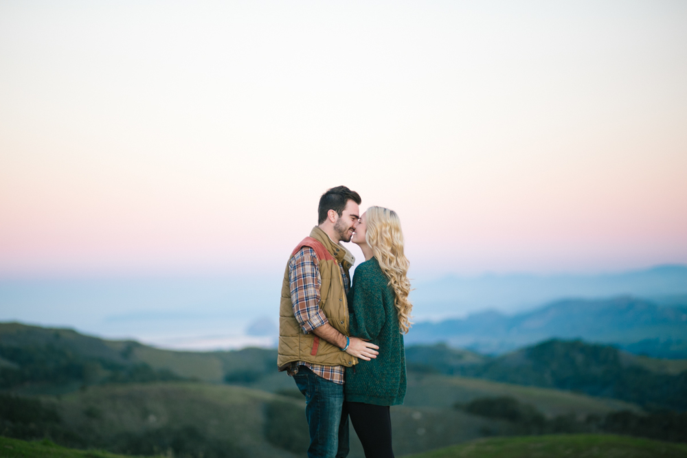 san luis obispo sunrise engagement session wedding photographer 3
