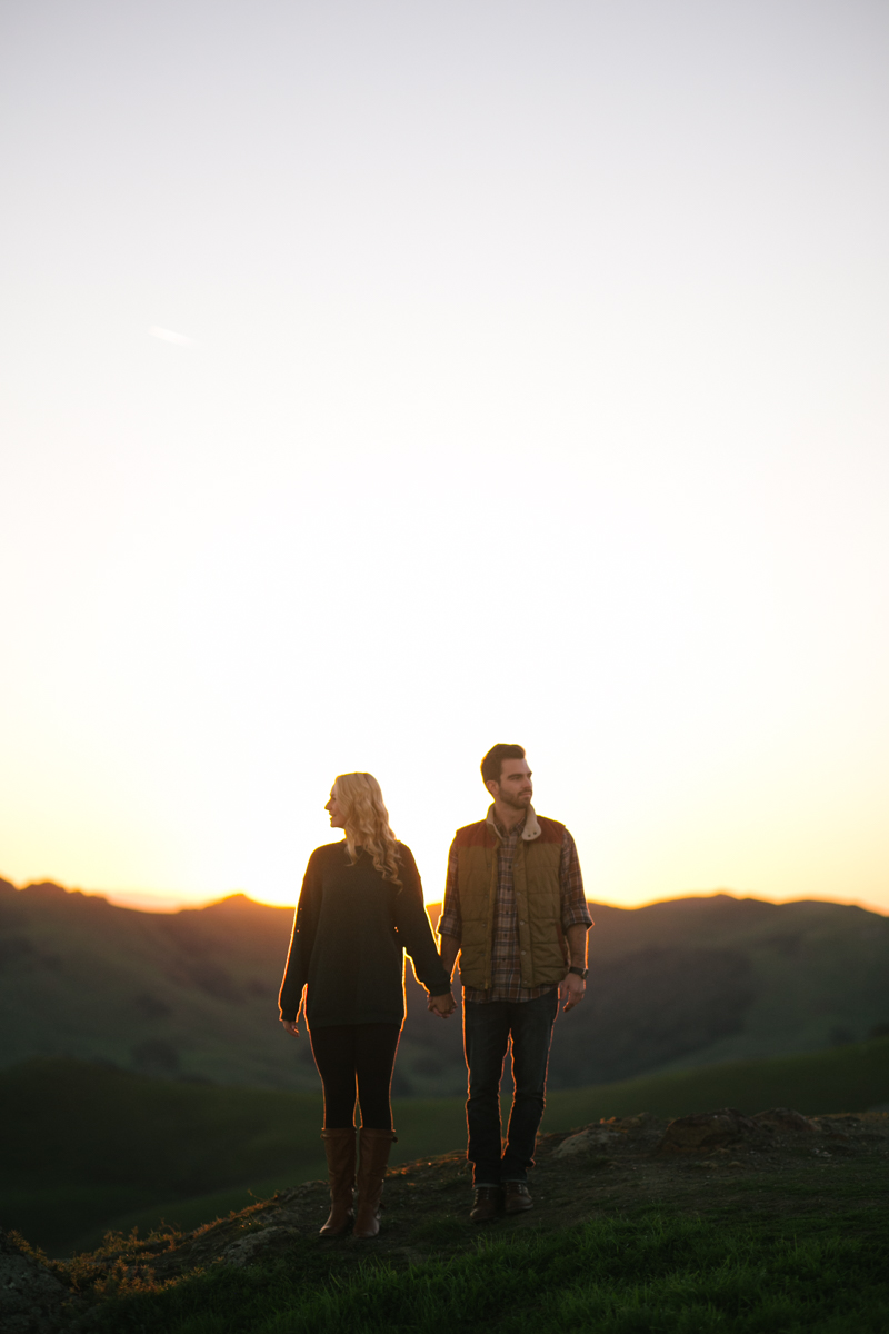san luis obispo sunrise engagement session wedding photographer 12
