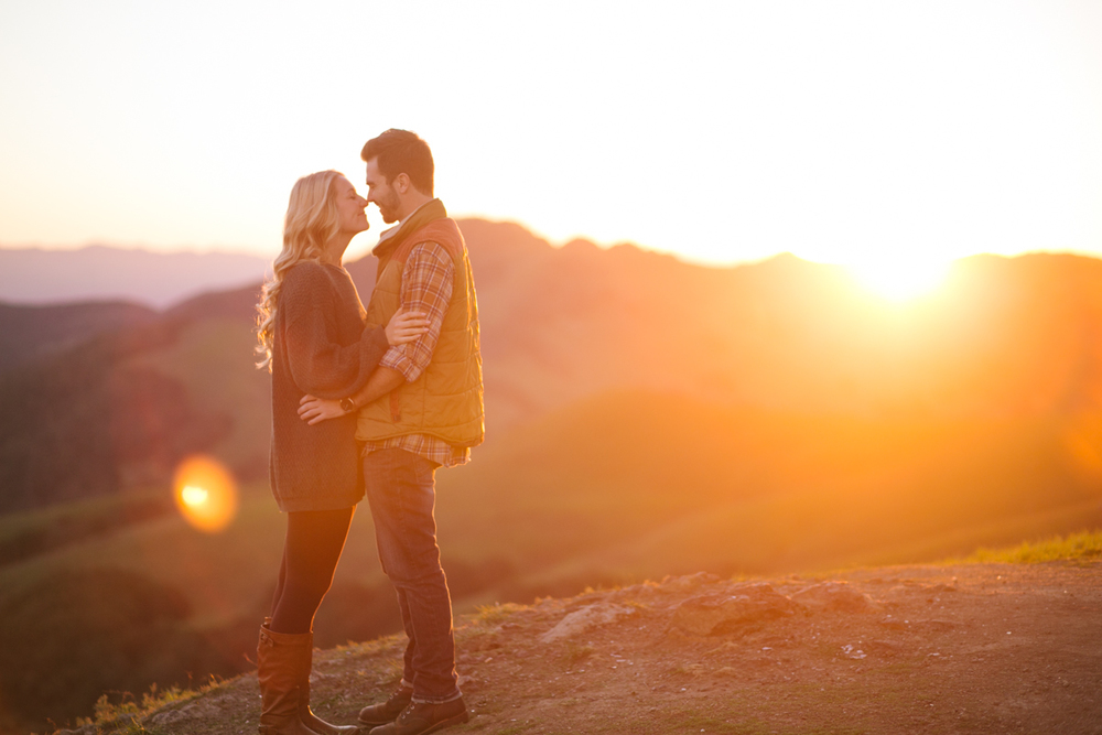 san luis obispo sunrise engagement session wedding photographer 14