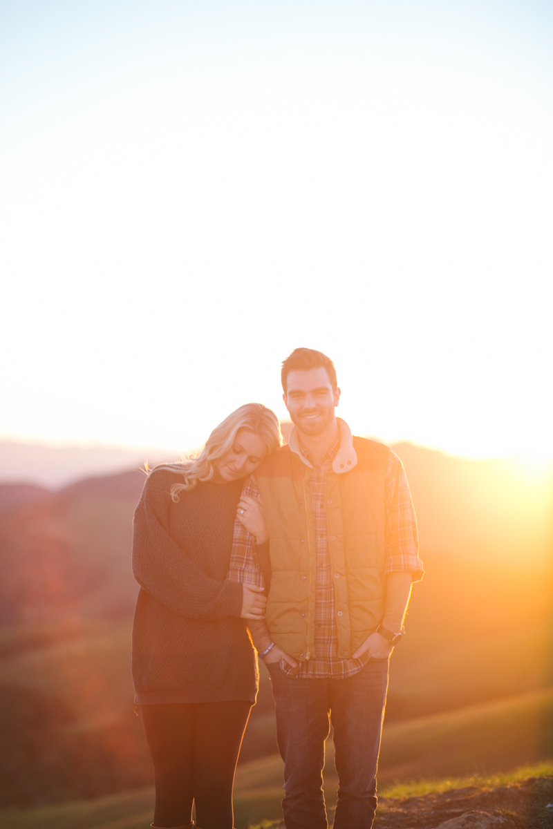 san luis obispo sunrise engagement session wedding photographer 15