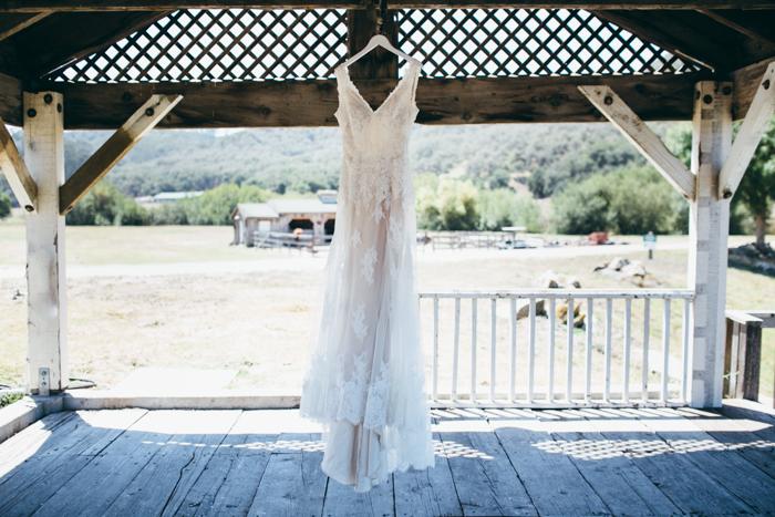 san luis obispo holland ranch wedding photography photographer summer august dress