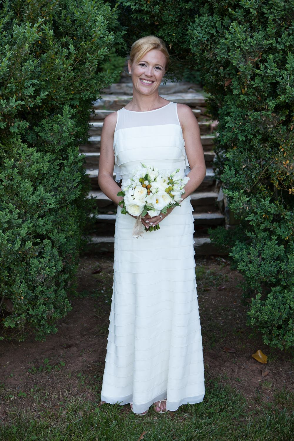 Beautiful bride at Salamander Resort - Middleburg,VA.