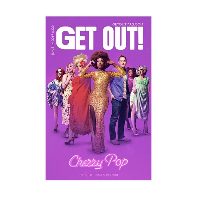Cover of @getoutmag