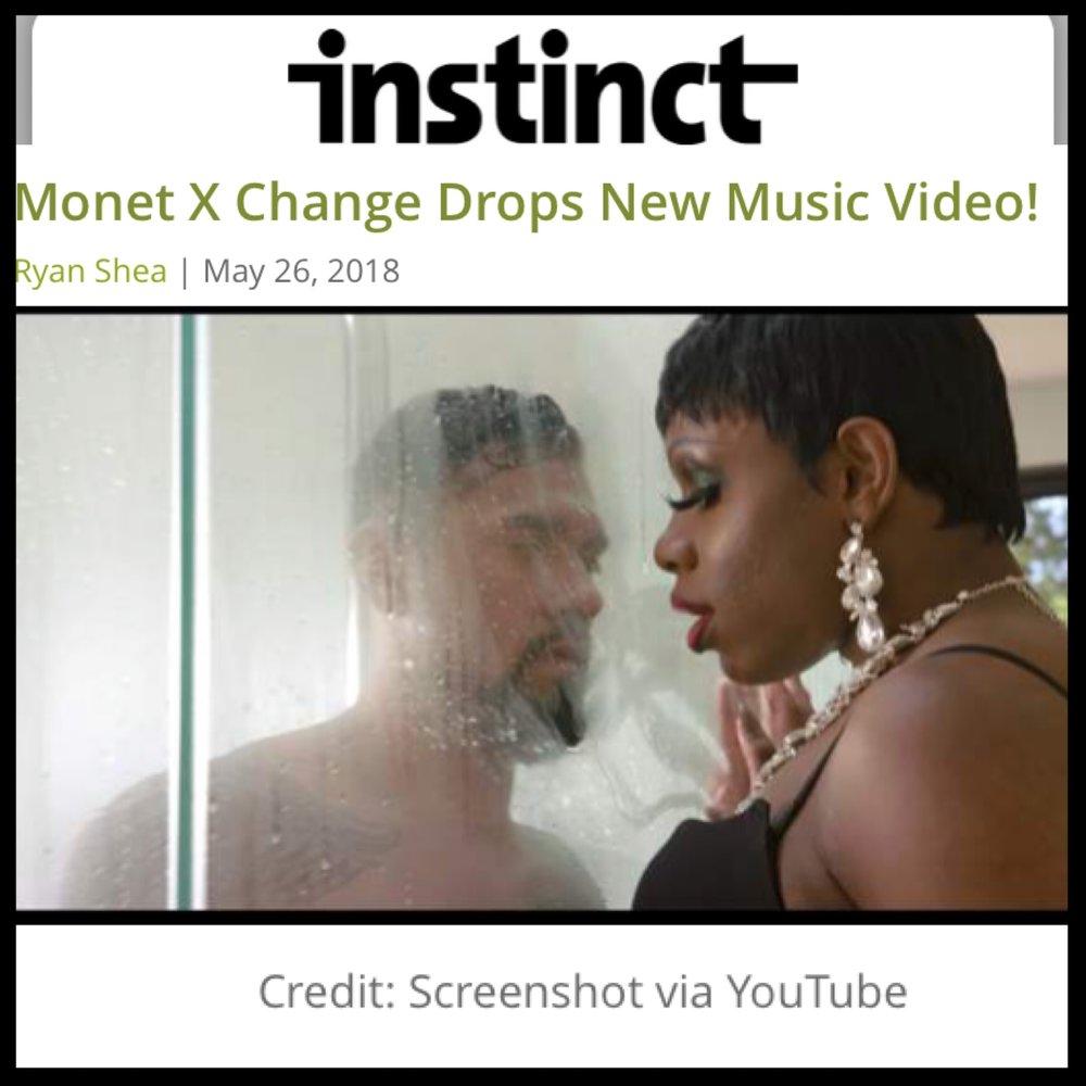 INSTINCT - MONET X CHANGE (SOAK IT UP)