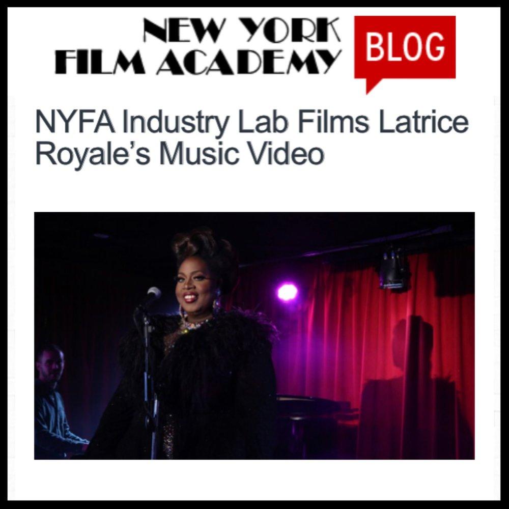 NEW YORK FILM ACADEMY - ASSAAD YACOUB