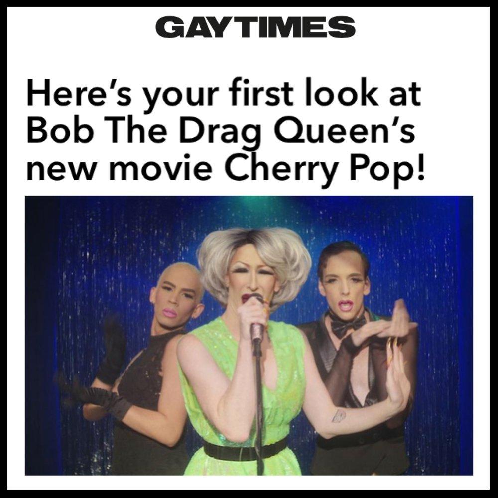 GAY TIMES MAGAZINE (1)