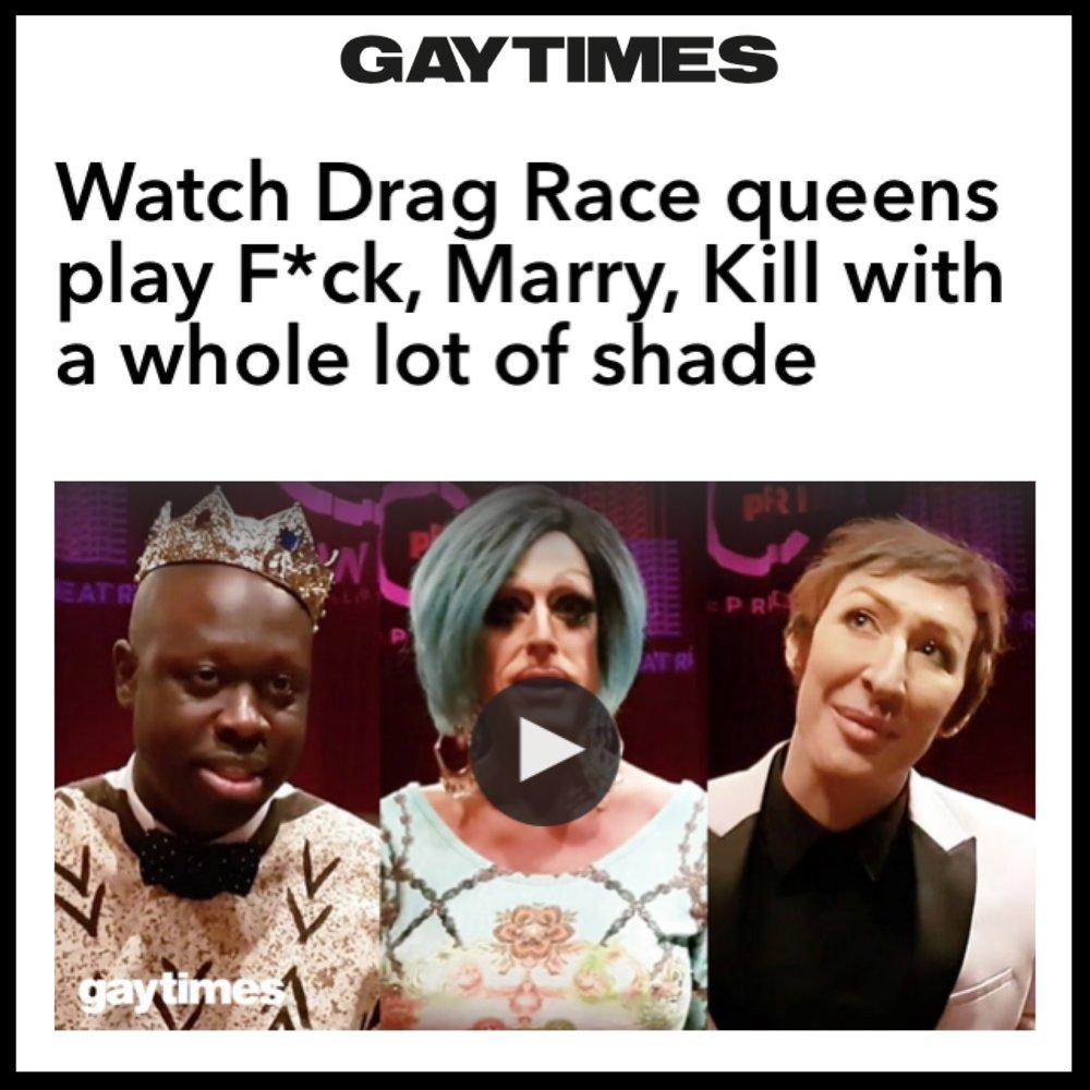 GAY TIMES MAGAZINE (3)