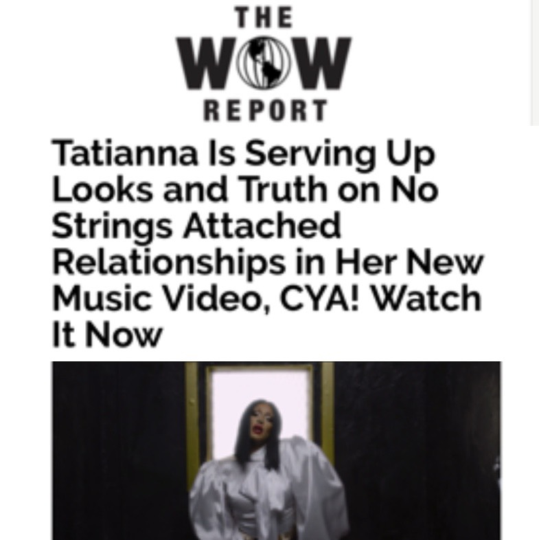 WOW REPORT - TATIANNA (CYA)