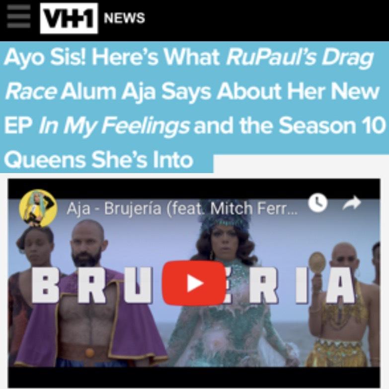VH1 - AJA (BRUJERIA)