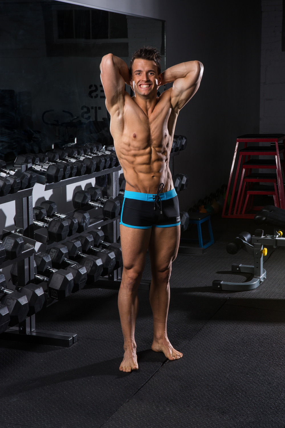 Marc Morris - Physique Competitor