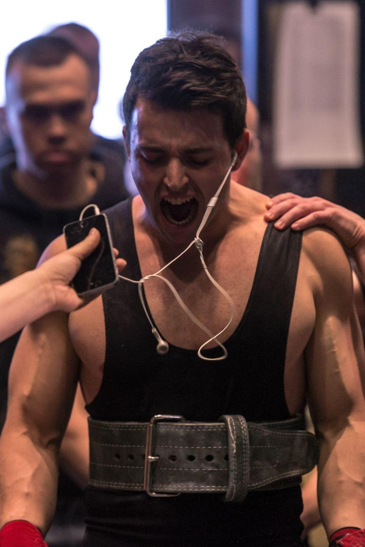 Marc Morris - Powerlifting Athelte