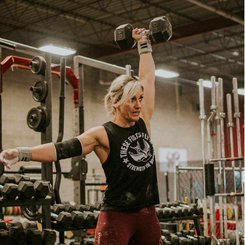 PERSONAL TRAINING - Marc Morris offers personal training which includes one session a week, a personalized training program and a open gym membership to Synergy Strength (6AM-4PM Monday-Friday).