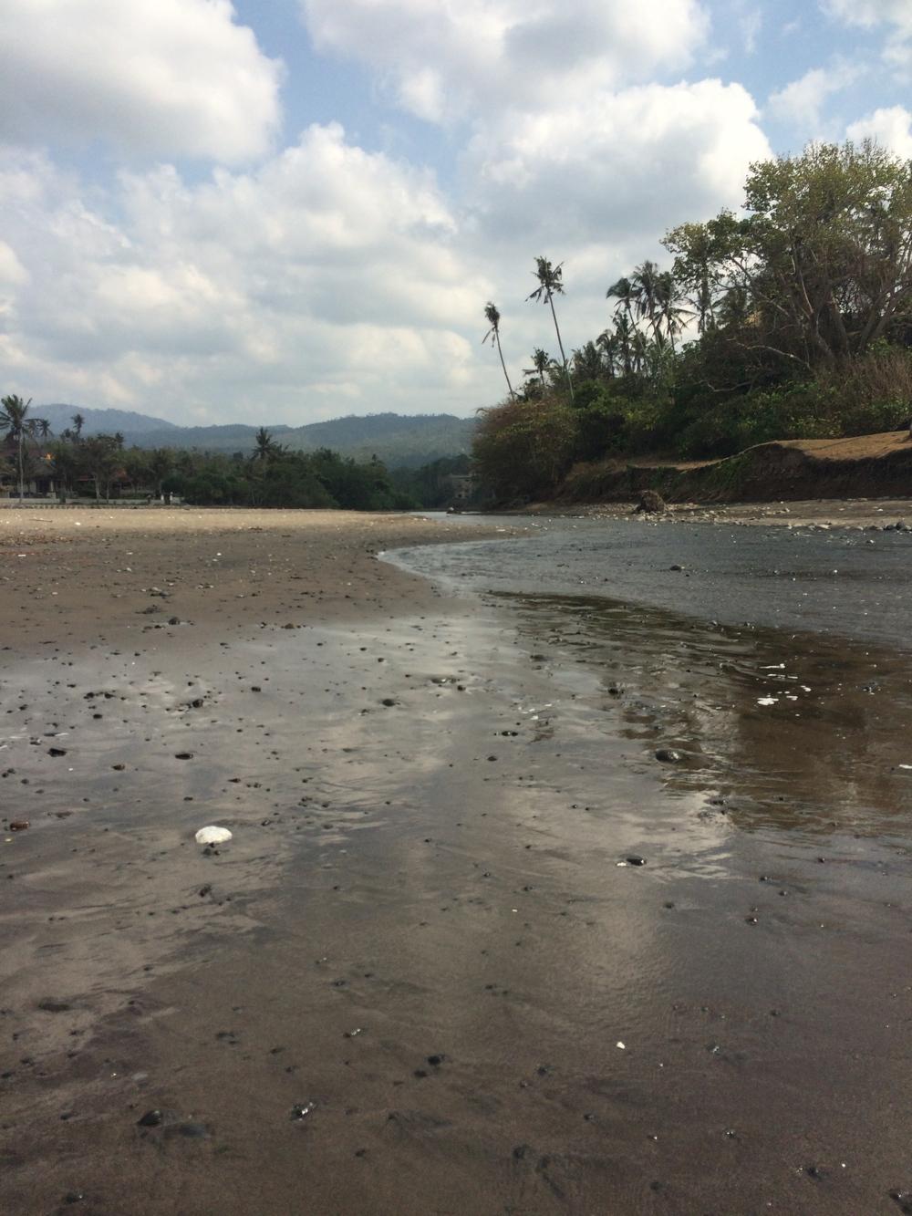 Day 1: Balian River ( Biggest River in Bali)