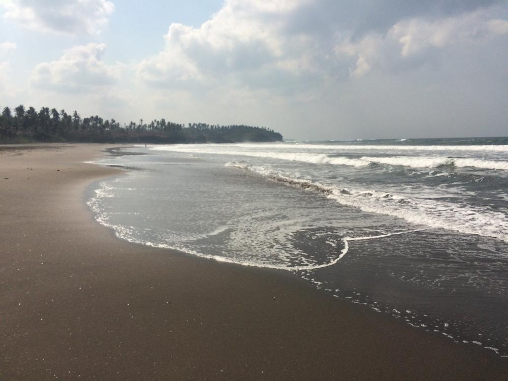 Day 1: Bare Balian Beach