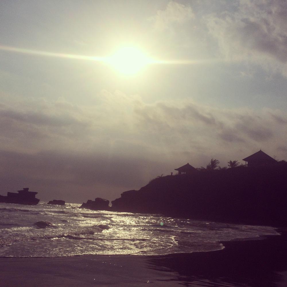 Day 1: Sunset