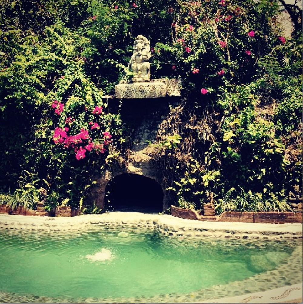 Ganesha Pool.