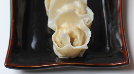 Featured dumplings