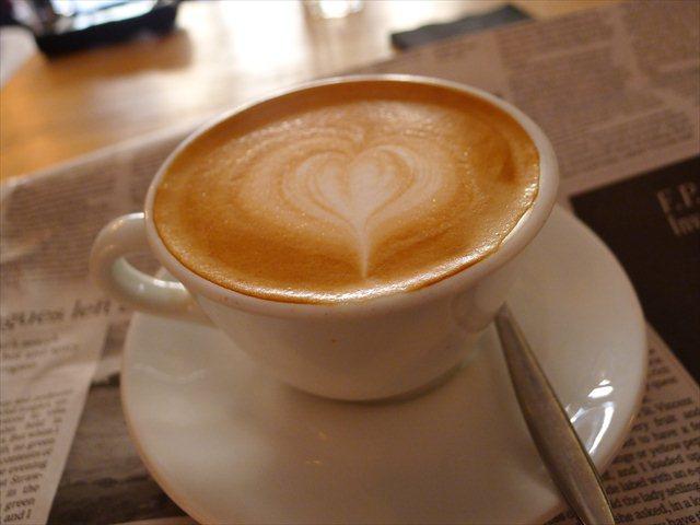 Coffee at Kooka Boora Cafe