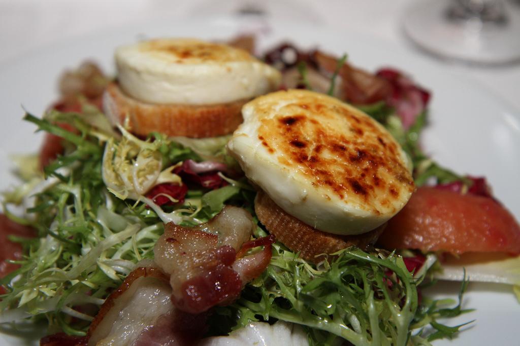 Food on Oceania Marina