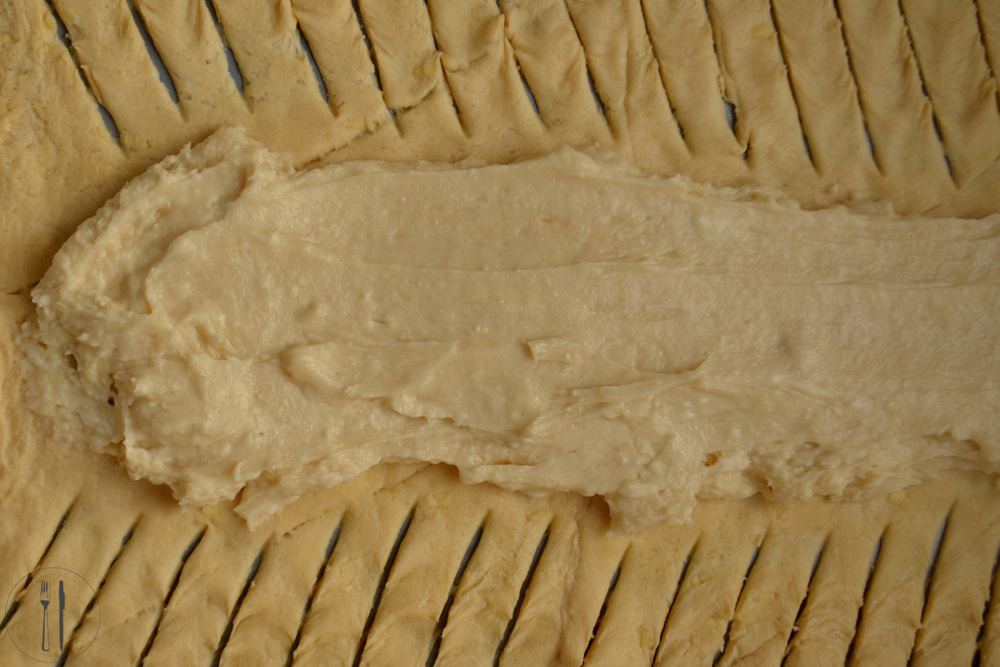 Cheese danish filling