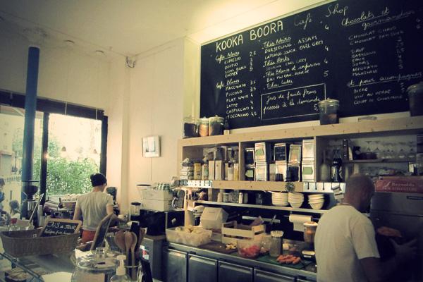 Kooka Boora Cafe